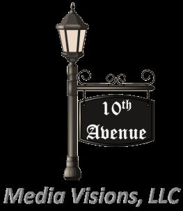 10th Avenue Media Visions, LLC Logo