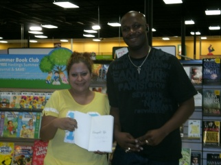 Las Cruces, NM Book Signing 2010