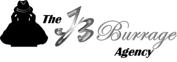 The JB Burrage Agency Logo